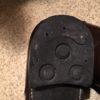 おまえは革靴のヒール交換までに履いた回数を覚えているのか!?→覚えている!62回